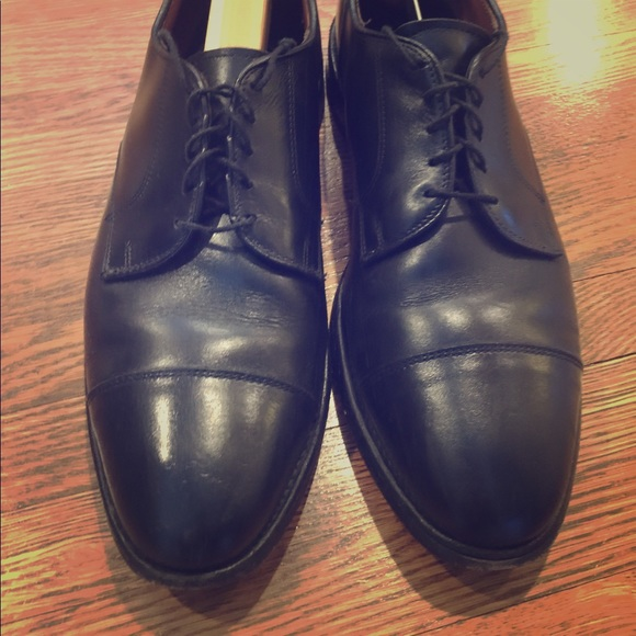 Allen Edmonds Other - Allen Edmonds Redding 9.5 Black Men s Dress Shoes 943049ab744